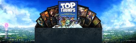 Top Trumps banner