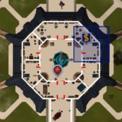 Wizard Ellaron location