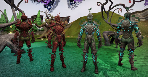 Woodcutting sentinel outfits news image