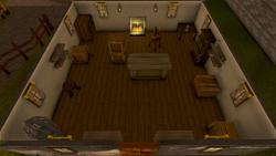 Aleck's Hunter Emporium interior