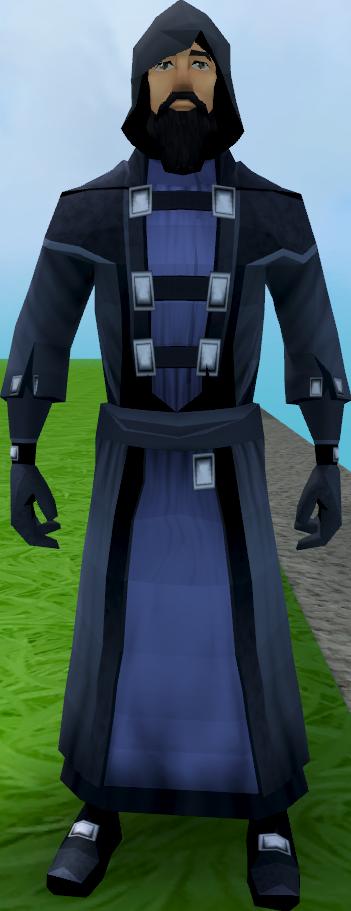 black wizard robe top runescape wiki fandom powered by wikia