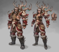 Cheer Hunter outfit concept art.png