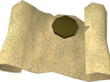 Giant Champion's scroll