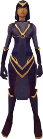 House Drakan outfit equipped (female)