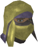 Lunar helm (yellow) chathead