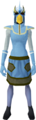 Mighty slayer helmet (ef) (yellow) equipped.png