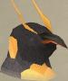 Penguin (grey) chathead