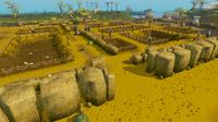 Senntisten ruins
