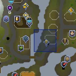 Spria mapa