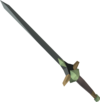 Bathus longsword detail