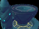 Echo plinth