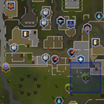 Elder tree (Varrock) location