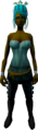 Feather headdress (stripy) equipped.png