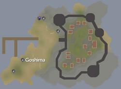 Goshima map
