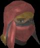 Lunar helm (red) chathead