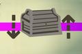 Mahogany treasure chest (flatpack) detail.png