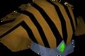Pharaoh's nemes (orange) detail.png