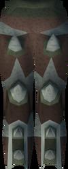 Platelegs (class 5) detail