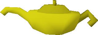 Small XP lamp detail