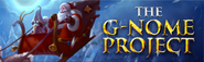 The G-Nome Project lobby banner