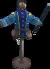 Thieving skill training dummy detail