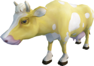 Vanilla cow (NPC)