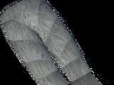 Werewolf legs (white, female)