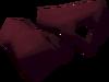 Imphide gloves detail