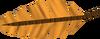 Phoenix quill detail