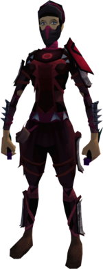 Death Lotus rogue (female)
