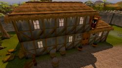 Dragon Inn exterior
