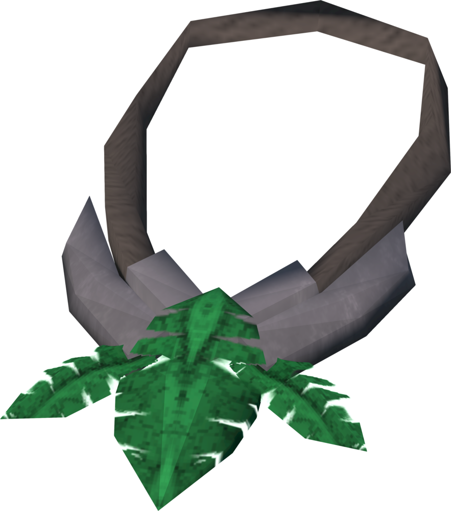 First age amulet detail
