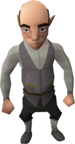 Gnome waiter