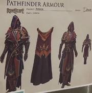 Pathfinder Armour concept art