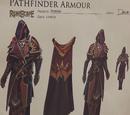 Pathfinder armour