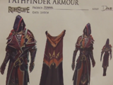 Pathfinder armour