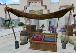 Silk stall (Menaphos)