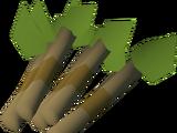 Trading sticks