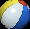 Beach ball detail