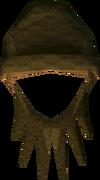 Fake pirate beard (ultimate) detail