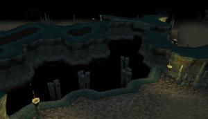 Kuradal's dungeon