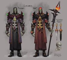 Lucien graphical update concept art