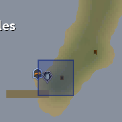 Skulls pirate location