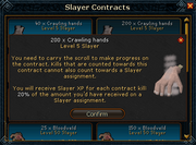 Slayer contract tasks