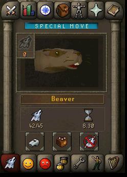 Summon scherm beaver