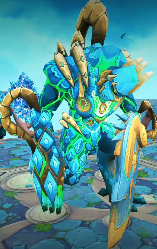 Telos, the Warden (dormant)
