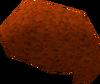 Vermilion afro detail