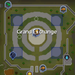 Water source (Grand Exchange) location