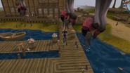 Botany bay - Bot being Killed