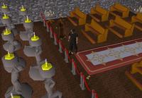Candlelight random event npc view